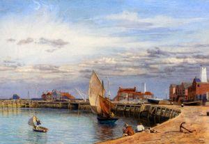 Въезд в гавани Ярмут