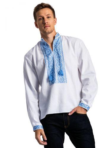Купити Чоловіча вишиванка E17 E17 на UkrainArt 03cbf2aaf59d6