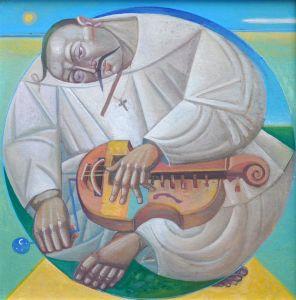 """Українське сучасне мистецтво Із серії """"Козак Мамай"""" - 84"""
