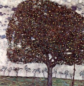 Климт Густав Яблочное дерево