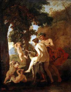 Венера, Фавн в пути