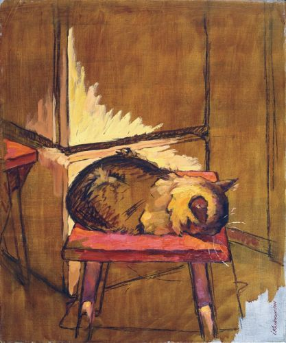 Кот, дремлет - изображение 1