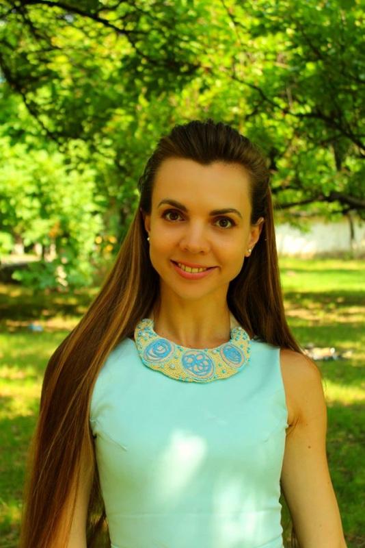 Нежность Разноцветный Полимерная глина, чешский Адаменко (Разоренова) Марина - фото 3