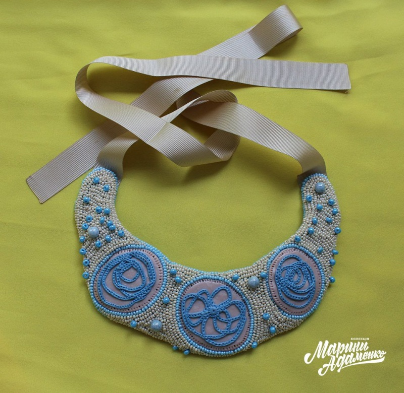 Нежность Разноцветный Полимерная глина, чешский Адаменко (Разоренова) Марина - фото 1