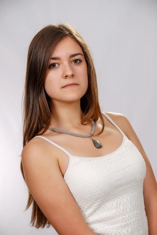 Лабрадорит  Бисер Preciosa, лабрадори Барыш Мария - фото 2