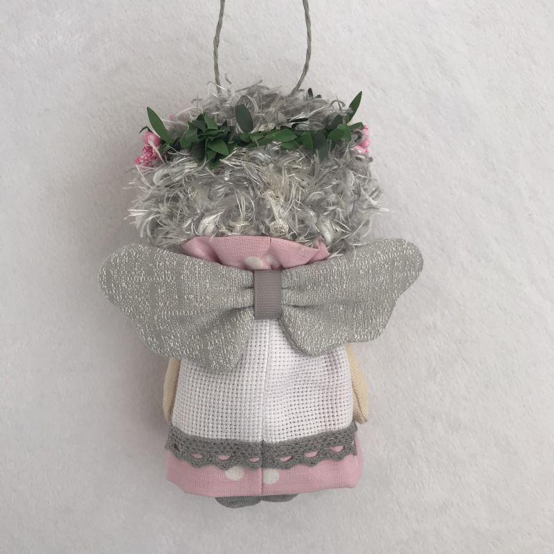 Ангелочек 2  Хлопок , панама для вышив DOLLka мастерская декора - фото 5