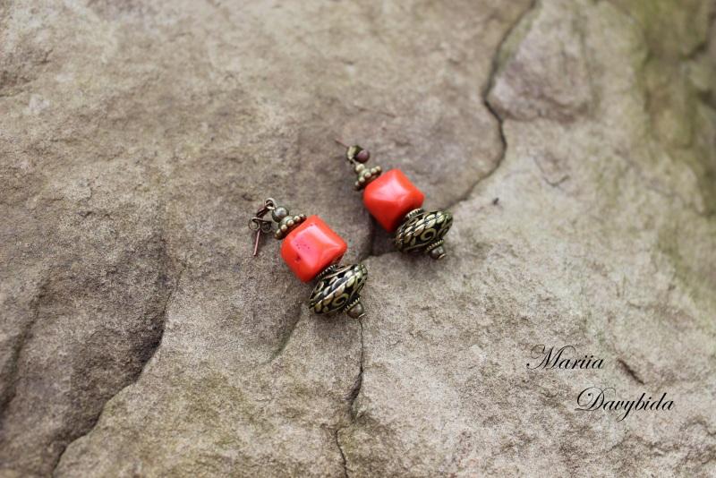 Шипшина Красный Ожерелье изготовлено из к Давибида Мария - фото 5