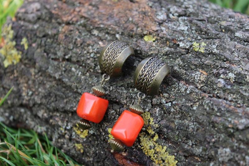 Будет мое Красный Ожерелье изготовлено из к Давибида Мария - фото 2