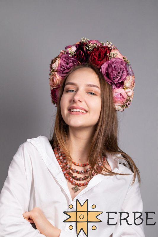 Волшебница Оранжевый Красная яшма, клубничная Федоришин Татьяна - фото 3