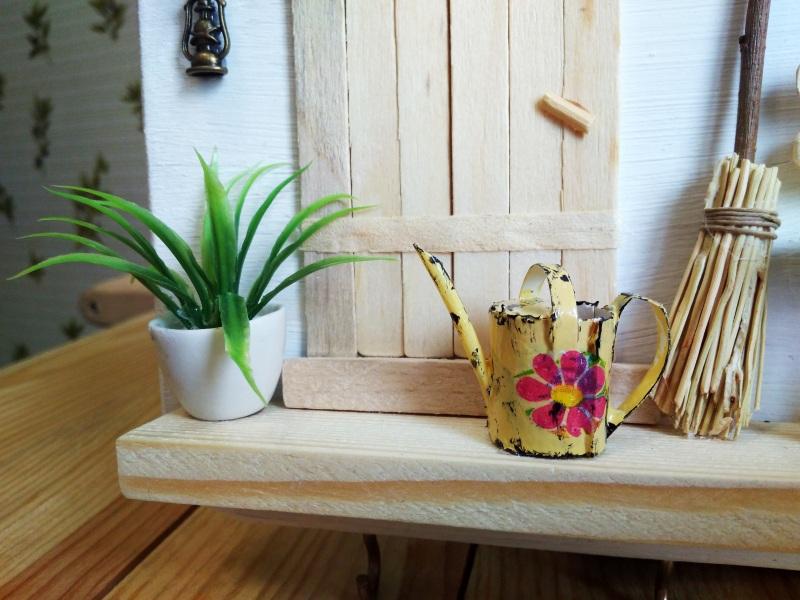 """Ключница (вешалка) в стиле прованс """"Manoir en Provence""""  деревянная основа, акрило Герасименко Юлия - фото 9"""