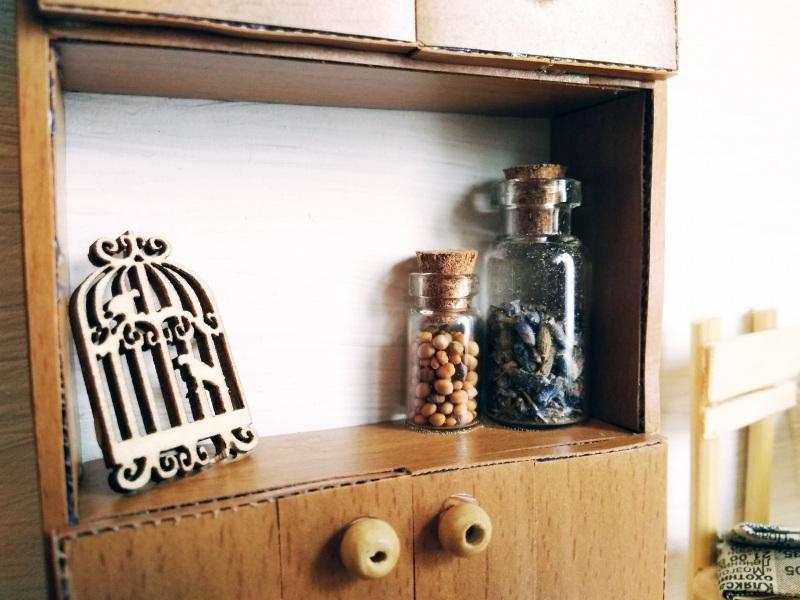 """Полотенечница (вешалка, ключница) для кухни в стиле рустик """"Время пить чай""""  МДФ 10 мм, шпон, картон, Герасименко Юлия - фото 3"""