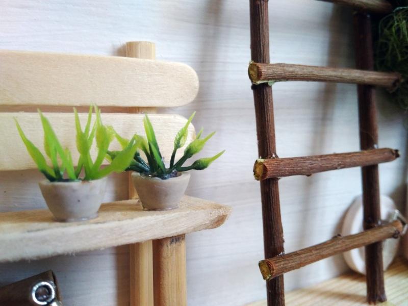 """Ключница (вешалка) в стиле прованс """"Manoir en Provence""""  деревянная основа, акрило Герасименко Юлия - фото 2"""
