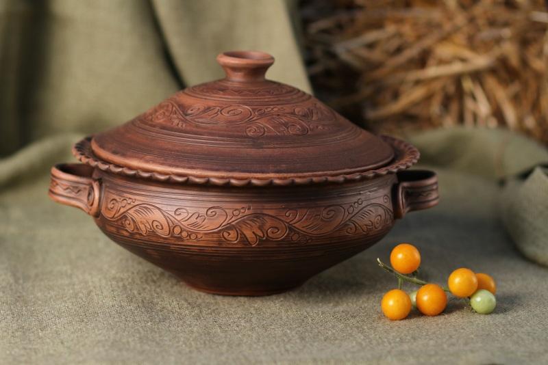 Прикладная и гуцульская керамика  Глина Гошовский Виталий - фото 1