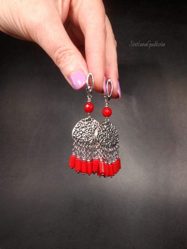 Коралловые Красный Красный коралл, англ.замо Гудкова Светлана - фото 4