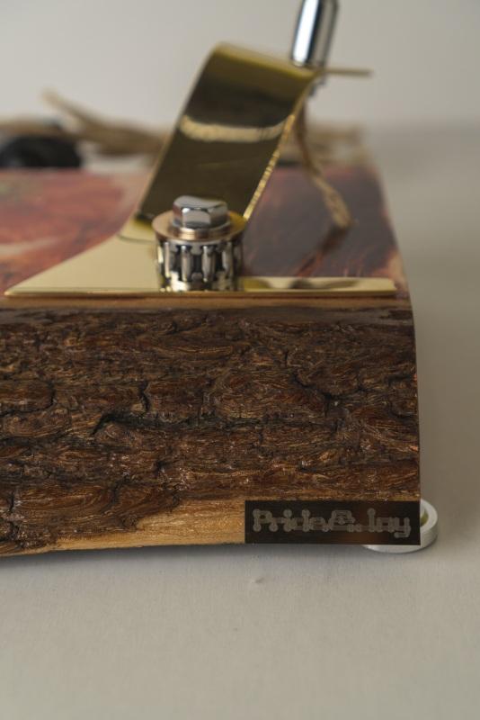 СВЕТИЛЬНИК PRIDE&JOY МАКИ С КОРОЙ 01LKF  дерево, метал, авто-детал Костюк Эдуард - фото 3