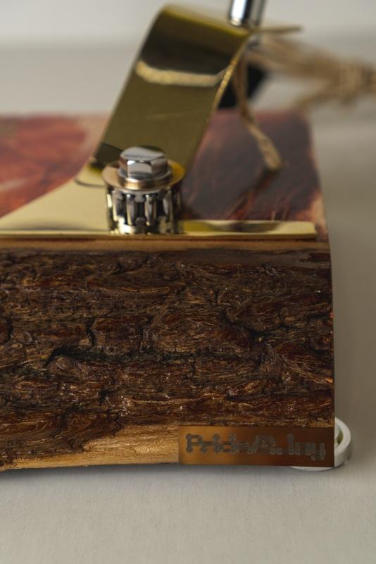 СВЕТИЛЬНИК PRIDE&JOY МАКИ С КОРОЙ 01LKF  дерево, метал, авто-детал Костюк Эдуард - фото 7