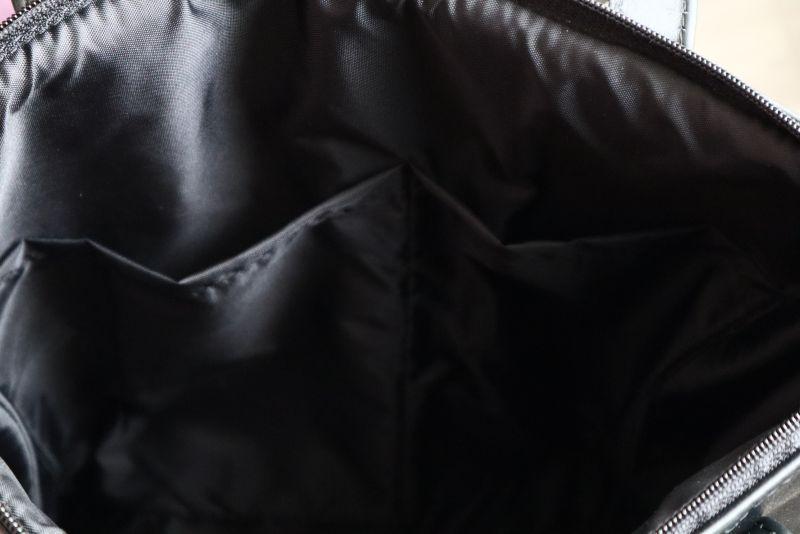 Сумка из натуральной итальянской кожи и ручной вышивки Черный Натуральная итальянская к Alonett - фото 3