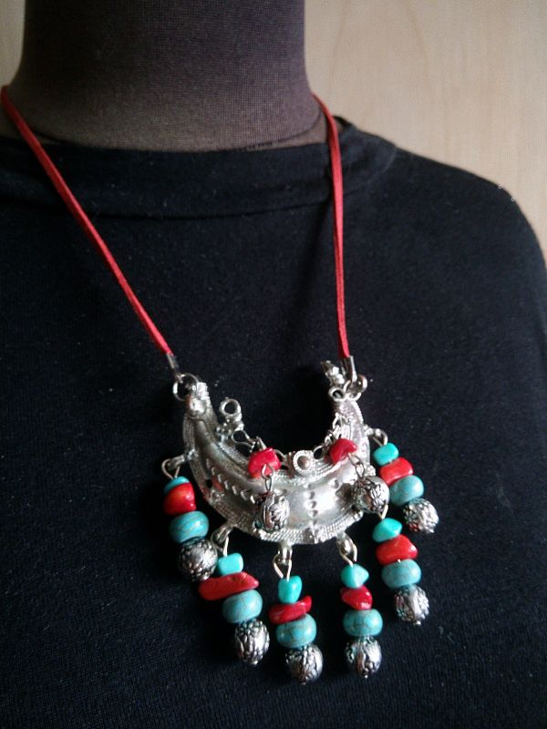 Этно-бохо Разноцветный Бижутерный сплав, крошка Кравчук Раиса - фото 1