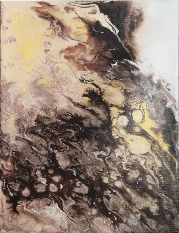 Диптих Три шоколада  Холст на подрамнике Кушнаренко Инна - фото 5