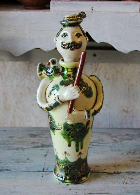 Бутель Різнобарвний глина Макар Мар'яна - фото 1