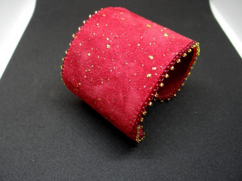Браслет Красное украшение Красный Натуральный итальянский з Сердюк Людмила - фото 2
