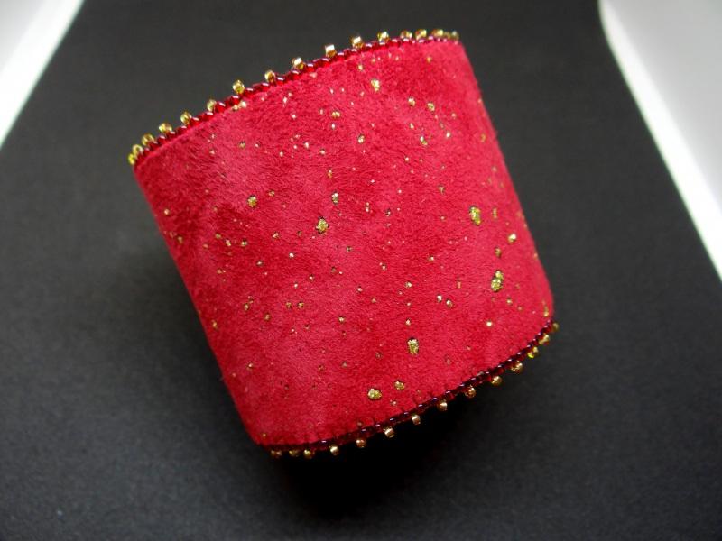 Браслет Красное украшение Красный Натуральный итальянский з Сердюк Людмила - фото 1