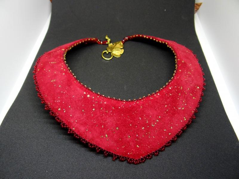 Браслет Красное украшение Красный Натуральный итальянский з Сердюк Людмила - фото 3