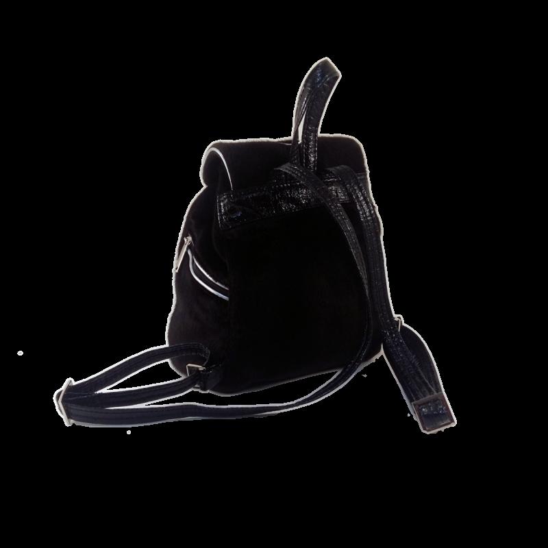 Вышитый наплечник  искусственный мех, шелков Соколова Светлана - фото 4