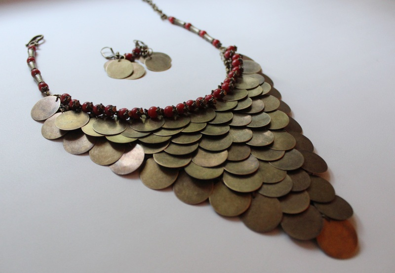 Агатоклея Красный Коралл, бронзовые дармови Сёма Роксолана - фото 3