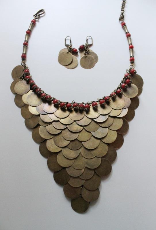 Агатоклея Красный Коралл, бронзовые дармови Сёма Роксолана - фото 2