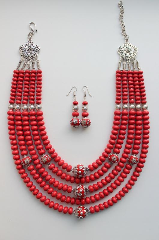 Элегия Красный (Говлит тонированный, вин Сёма Роксолана - фото 1