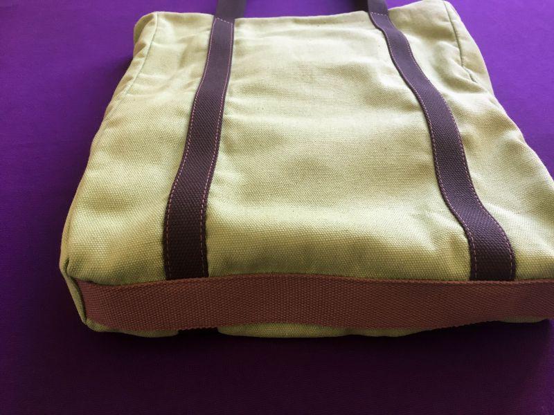 Женская тканевая сумка Желтый Ткань Афына Мирослава - фото 5