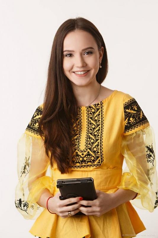 Рубашка Ч 7139 Желтый 100% хлопок Chichka - фото 2
