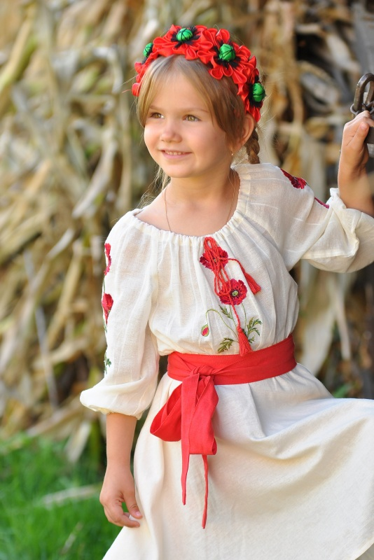 Платье Ч 7193 Белый 100% хлопок Chichka - фото 1