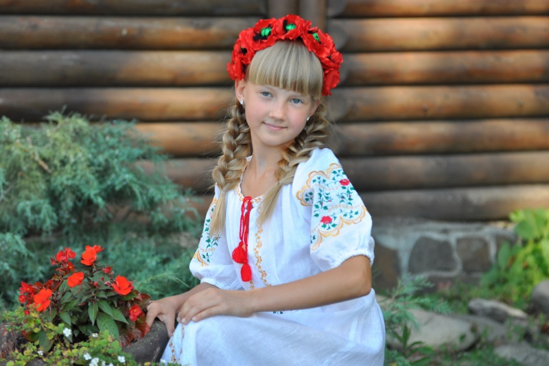 Платье Ч 7195 Белый 100% лен Chichka - фото 2