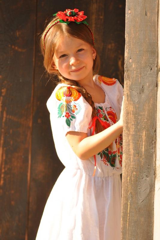 Платье Ч 7194 Белый 100% лен Chichka - фото 3