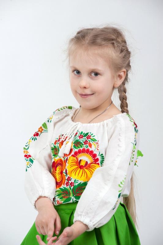 Рубашка Ч 7062 Белый 100% хлопок Chichka - фото 2