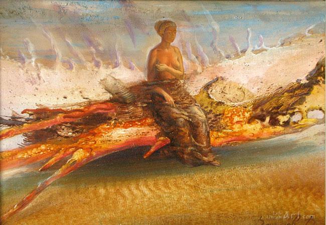 """""""Пенелопа""""  искусственное дерево, мас Данилов Дмитрий - фото 1"""