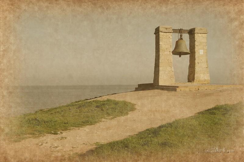 Древний Херсонес  печать на холсте, натянут UkrainArt - фото 1