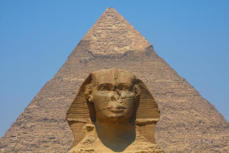 Египет  печать на холсте, натянут UkrainArt - фото 1