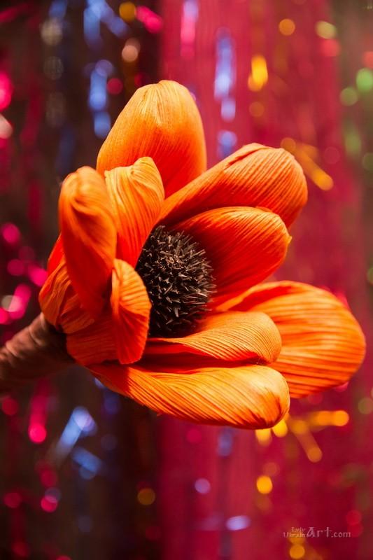 Цветок  печать на холсте, натянут UkrainArt - фото 1