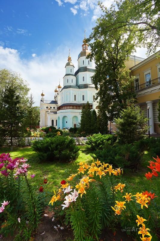 Харьков  печать на холсте, натянут UkrainArt - фото 1