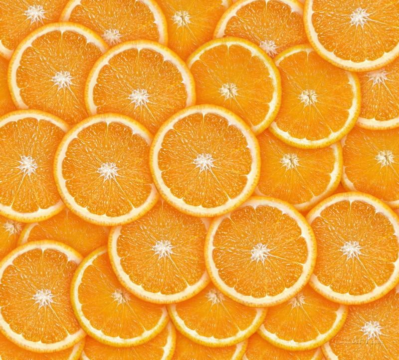 Апельсины  печать на холсте, натянут UkrainArt - фото 1