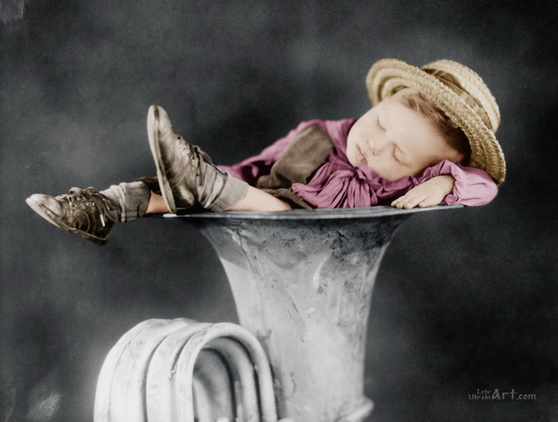 Сладкий сон  печать на холсте, натянут UkrainArt - фото 1