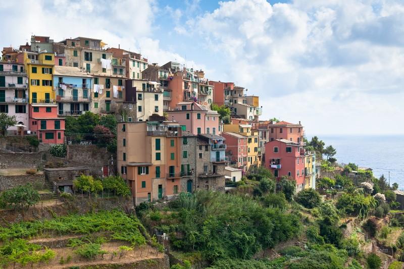 В Италии  печать на холсте, натянут UkrainArt - фото 1