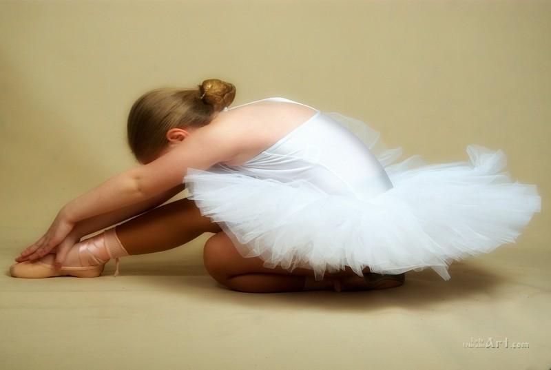 Балерина  печать на холсте, натянут UkrainArt - фото 1