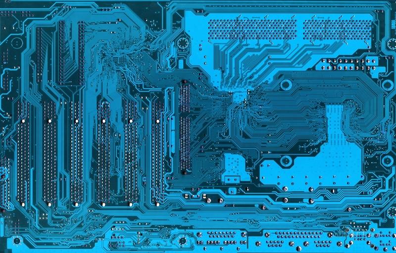 Электроника  печать на холсте, натянут UkrainArt - фото 1