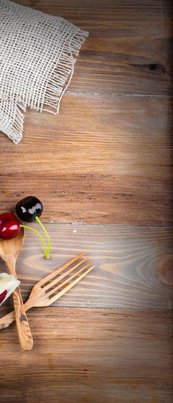 Украинские вареники с капустой, сыром и вишнями №1  печать на холсте, натянут UkrainArt - фото 3